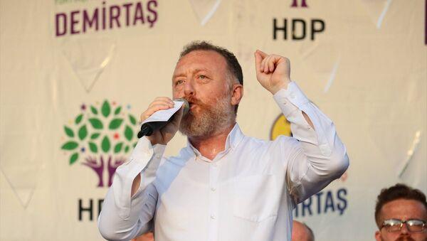Sezai Temelli - Sputnik Türkiye