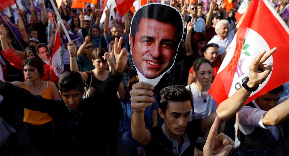 HDP, Selahattin Demirtaş