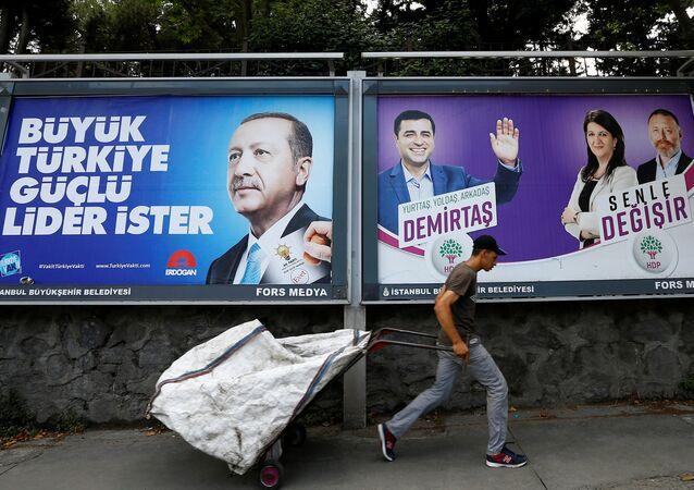 AK Parti - HDP - 24 Haziran