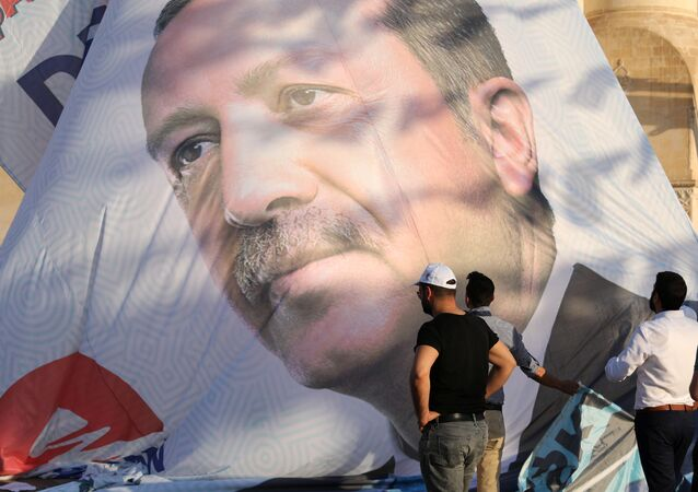 Recep Tayyip Erdoğan, AK Parti, 24 Haziran