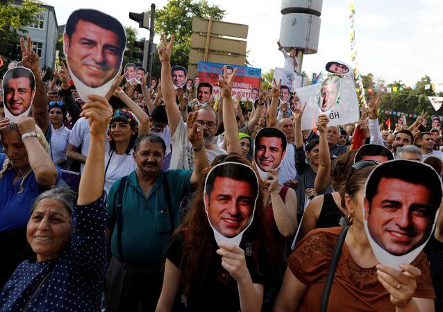 HDP, Selahattin Demirtaş, 24 Haziran