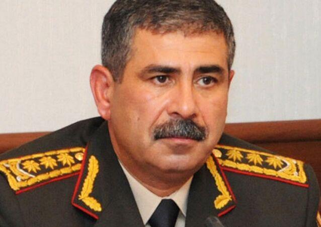 Zakir Həsənov