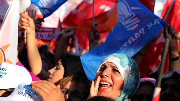 AK Parti, 24 Haziran - Sputnik Türkiye