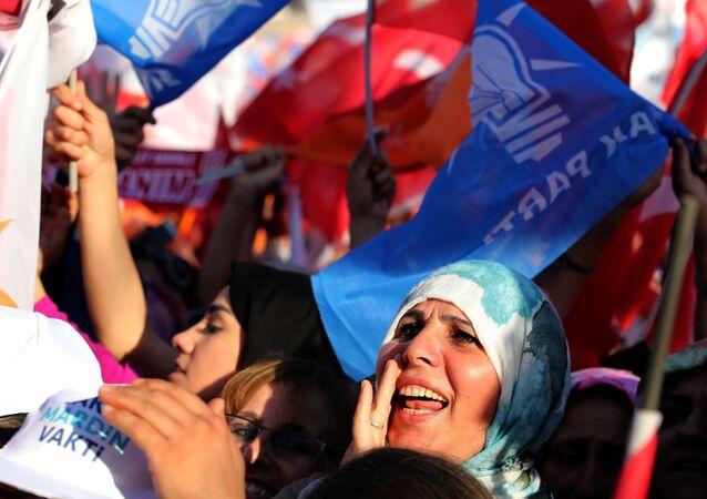 AK Parti, 24 Haziran