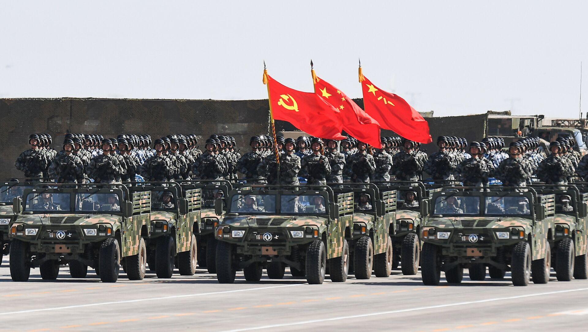 Çin Halk Kurtuluş Ordusu - Sputnik Türkiye, 1920, 15.06.2021