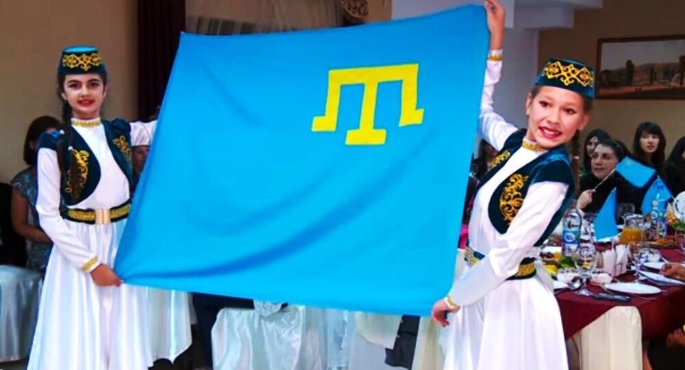 Kırım Tatar Bayrak Günü