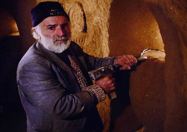 inşaatçı Levon Arakelyan