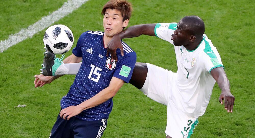Japonya- Senegal
