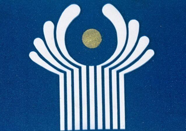 Bağımsız Devletler Topluluğu bayrağı