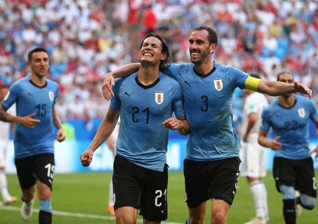 Uruguay- Rusya