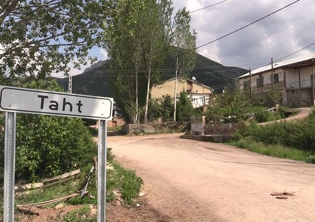 İkinci Ordu Komutanı Korgeneral İsmail Metin Temel'in köyü Taht