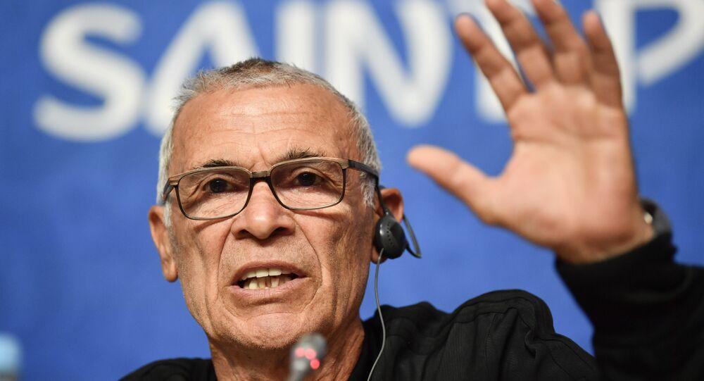 Mısır teknik direktörü Hector Cuper