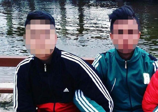 İzmir, okul, müdür cinayeti, öğrenciler  İ.P. ve U.Y.