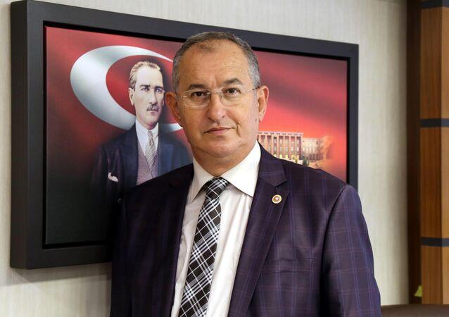 CHP İzmir Milletvekili Atila Sertel