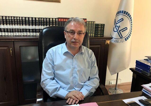 Zonguldak Müftüsü Rüstem Can