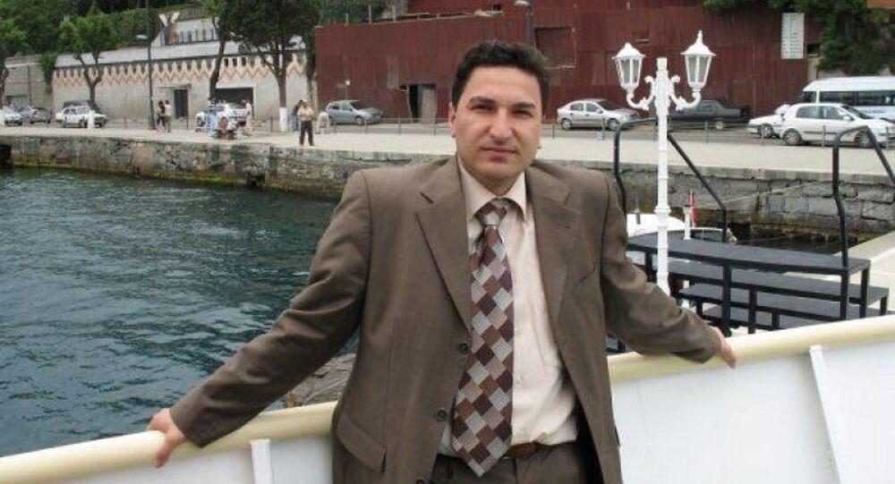 Adil Öksüz'ü arayan polislerden Ercan Özoğluöz