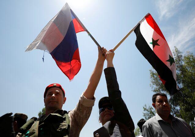 Rus askeri- Suriye