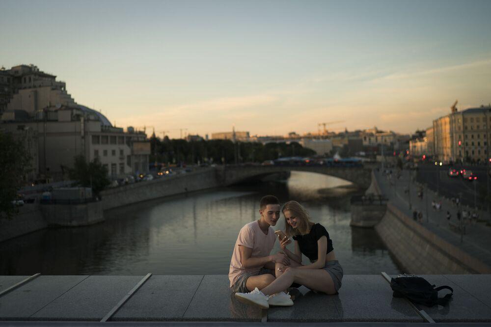 Yabancı fotoğrafçıların gözünden Rusya