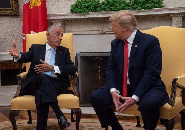 Trump ve Sousa