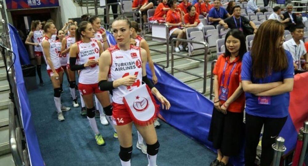 Türk A Milli Kadın Voleybol Takımı, FIVB Uluslar Ligi'ni 2. tamamladı