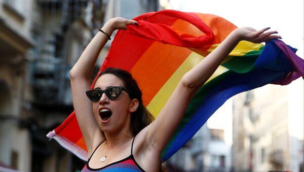 LGBT, LGBTİ, Onur Yürüyüşü - Sputnik Türkiye