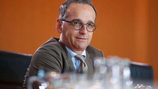 Almanya Dışişleri Bakanı Heiko Maas - Sputnik Türkiye