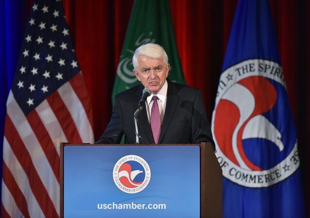 ABD Ticaret Odası Başkanı Tom Donohue