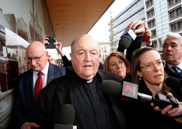 Adelaide Başpiskoposu Philip Wilson