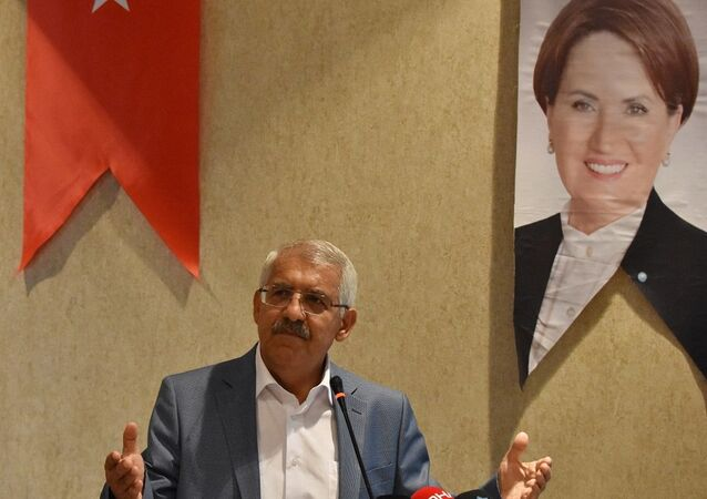 İYİ Parti Konya Milletvekili Fahrettin Yokuş
