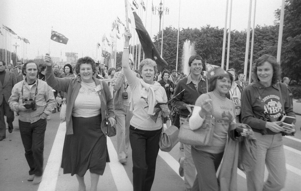 Rusya'nın ev sahipliğindeki 1980 Olimpiyatları ve 2018 Dünya Kupası