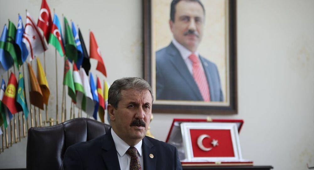 Mustafa Destici