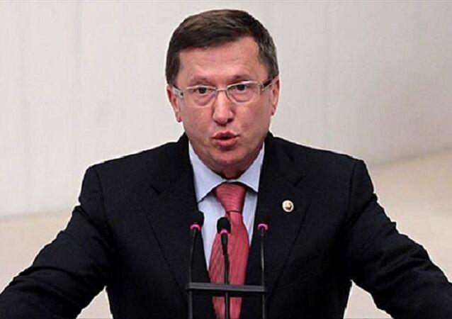 İYİ Parti Genel Başkan Yardımcısı Lütfü Türkkan