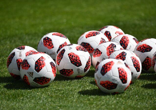 Futbol- Maç- Saha