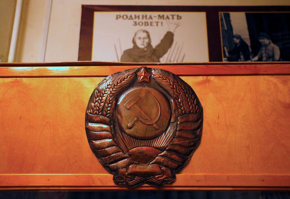 Samara'daki Stalin'in sığınağı