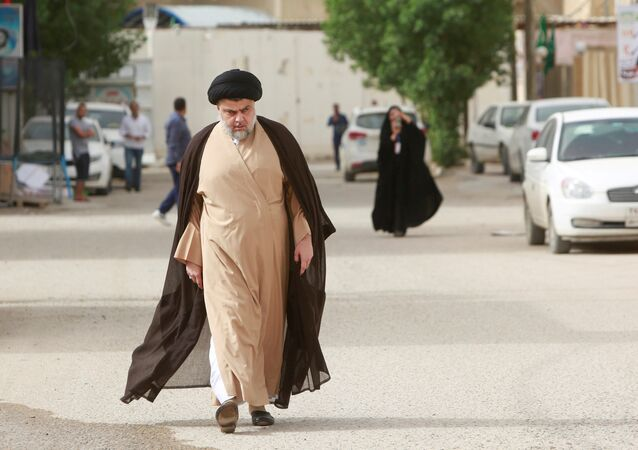 Iraklı Şii lideri Mukteda es Sadr