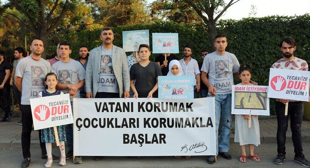 BBP'liler, çocuk istismarını protesto etmek için Tuzla'dan Ankara'ya yürüyecek