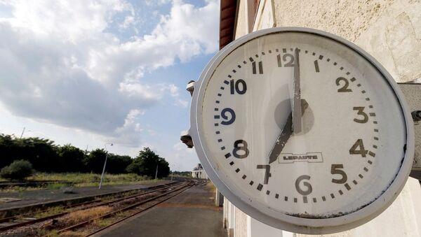 saat, yaz saati - Sputnik Türkiye