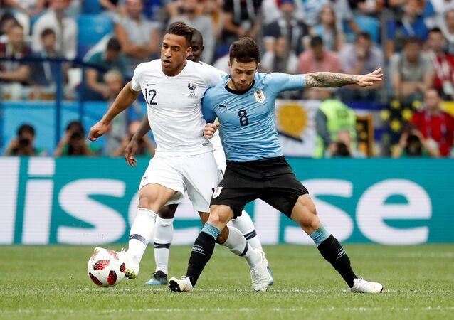 Fransa - Uruguay maçı
