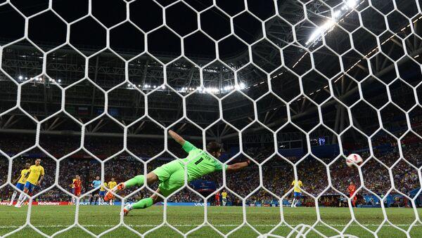 2018 FIFA World Cup, Quarterfinals, Brazil - Belgium - Sputnik Türkiye