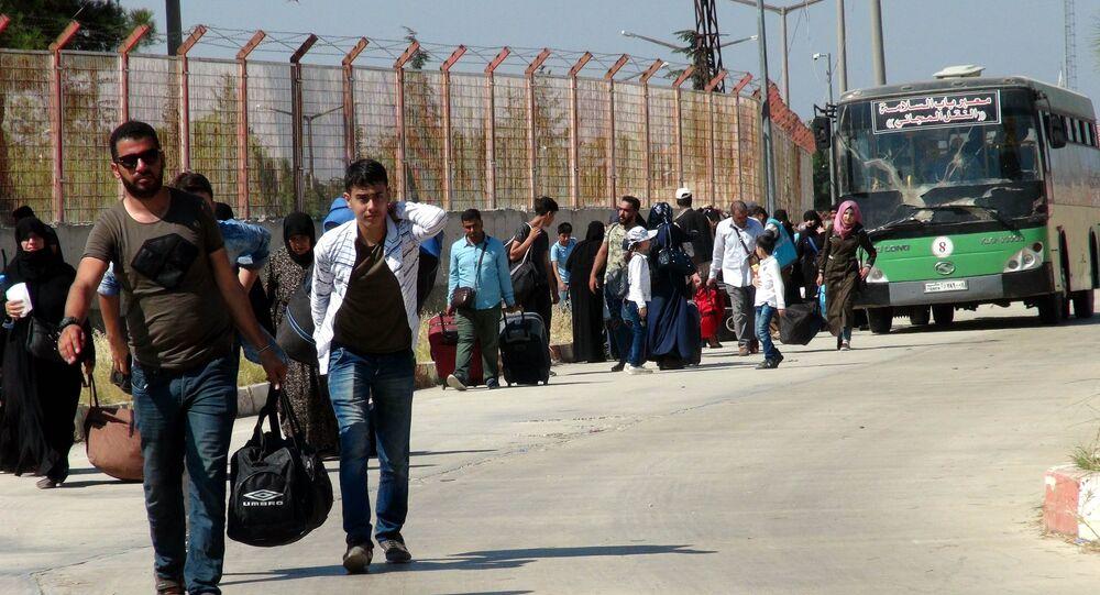 Bayram ziyaretine giden 30 bini aşkın Suriyeli döndü