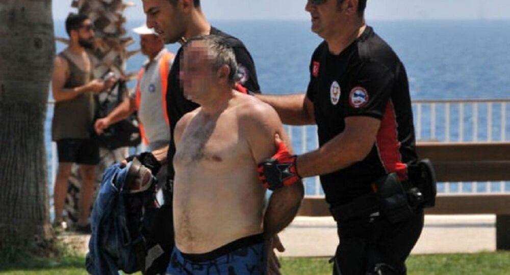 Antalya, taciz