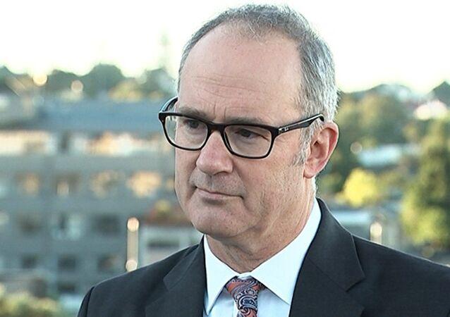 Yeni Zelanda Ulaştırma Bakanı Phil Twyford