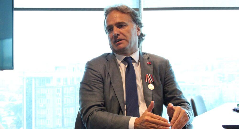 GÜVSAM Başkanı Dr. İsmail Safi