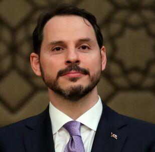Hazine ve Maliye Bakanı Berat Albayrak