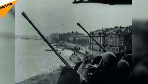 Modern tarihin en uzun süreli savaşlarından Leningrad Muharebesi, tam 77 yıl önce başladı - Sputnik Türkiye