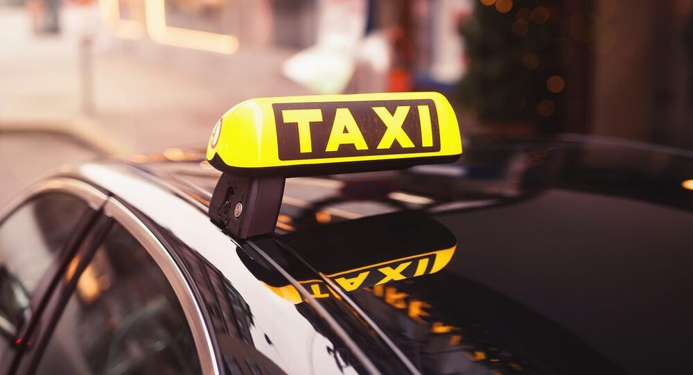 Madrid, taksi