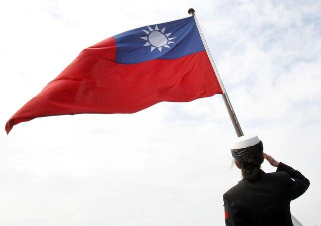 Tayvan bayrağı