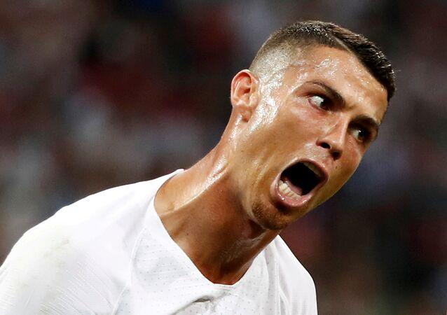 2018 FIFA Dünya Kupası'nda Cristiano Ronaldo