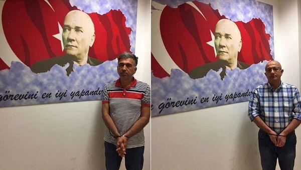 İsa Özdemir ve Salih Zeki Yiğit - Sputnik Türkiye
