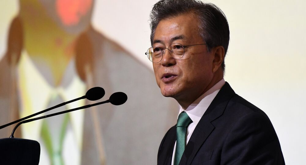 Güney Kore lideri Moon-Jae-in